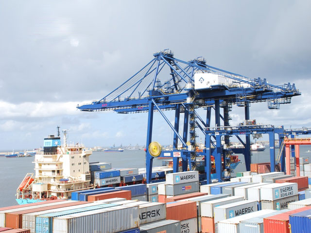 Alexandria International Container Terminals (AICT), Egypt