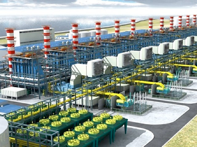 Qurayyah Independent Power Project (QIPP), Saudi Arabia
