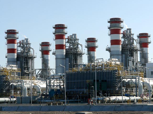 Sohar Power Company (Sohar IWPP), Oman